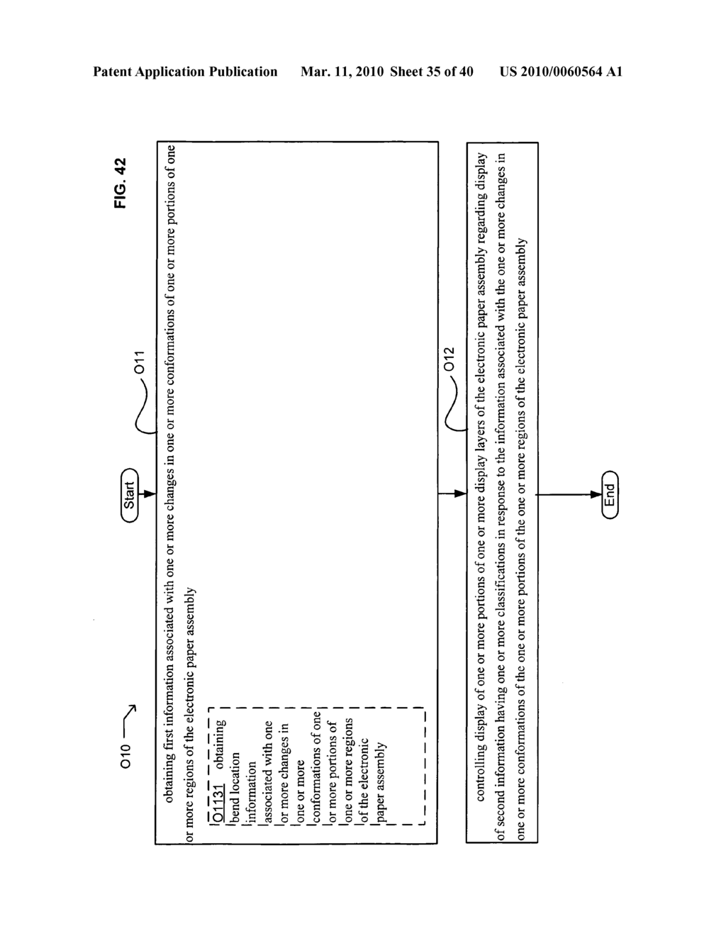 E-paper display control of classified content based on e-paper conformation - diagram, schematic, and image 36