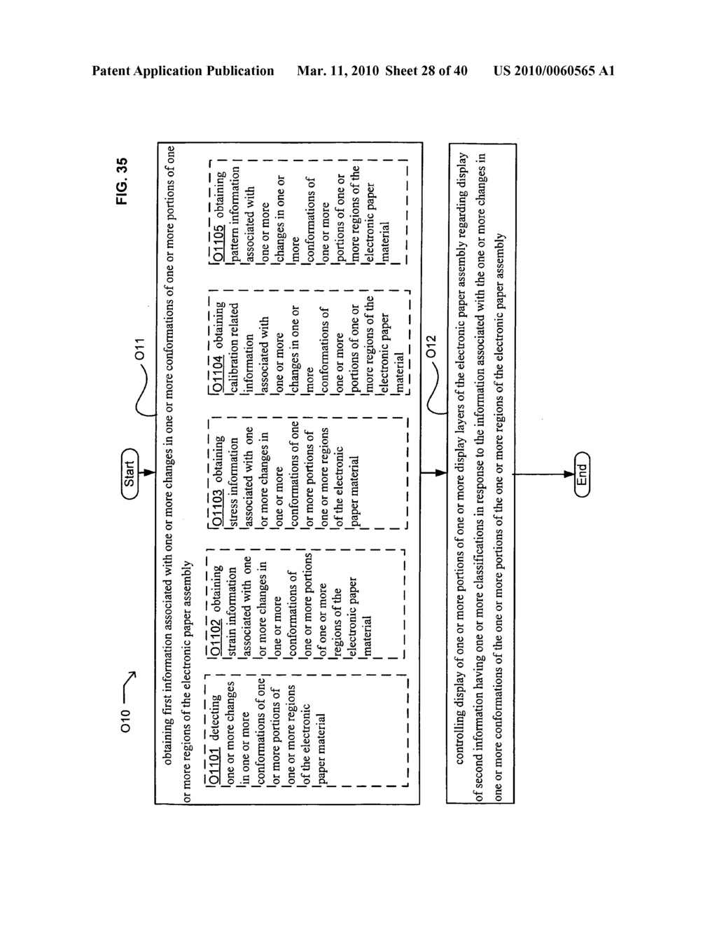 E-paper display control of classified content based on e-paper conformation - diagram, schematic, and image 29