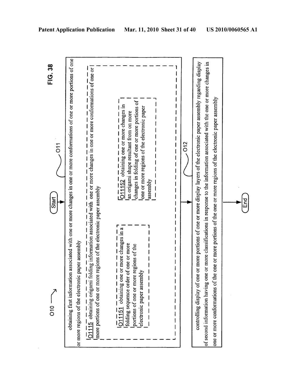 E-paper display control of classified content based on e-paper conformation - diagram, schematic, and image 32