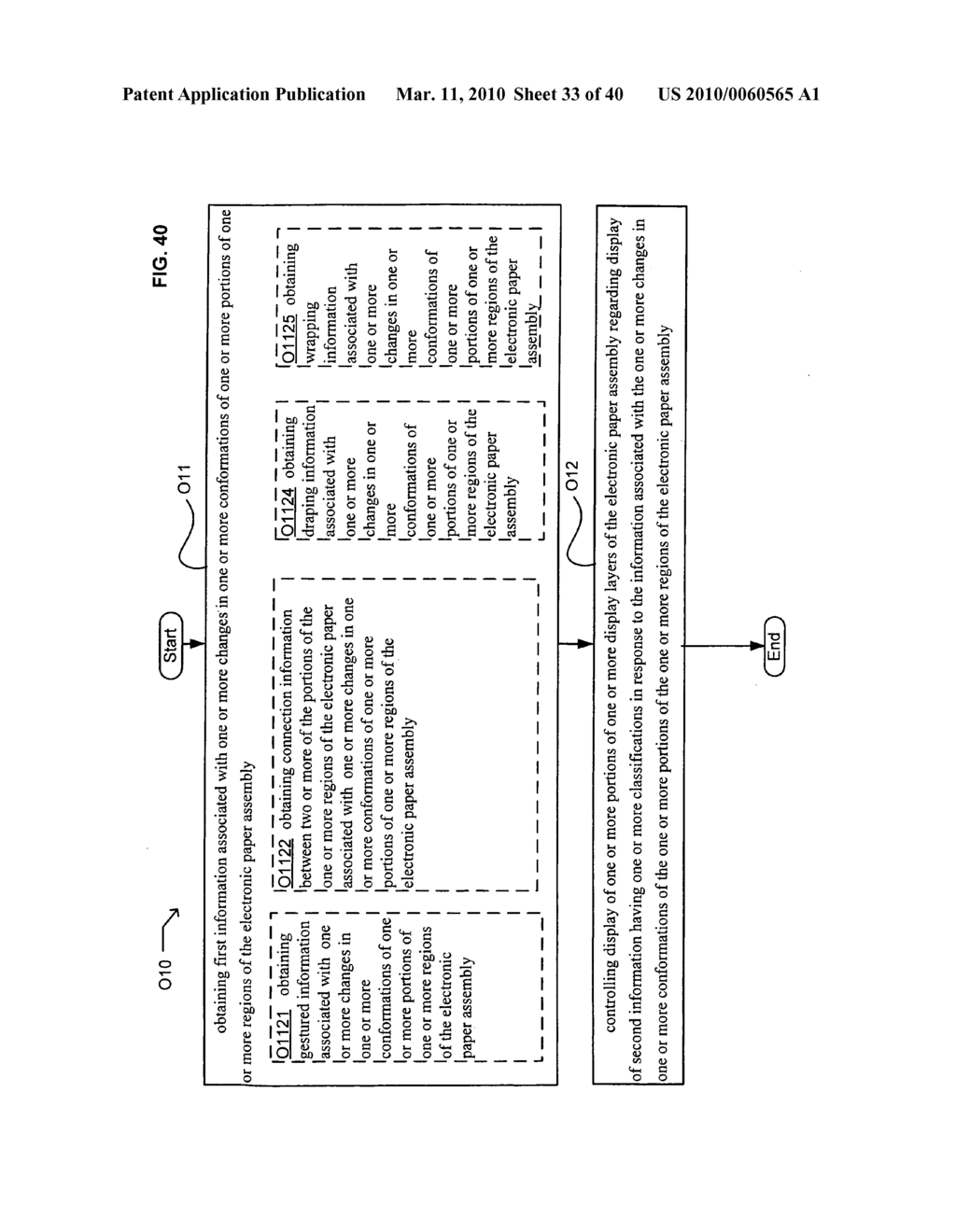 E-paper display control of classified content based on e-paper conformation - diagram, schematic, and image 34