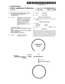 Homologous recombination-based DNA cloning methods and compositions diagram and image