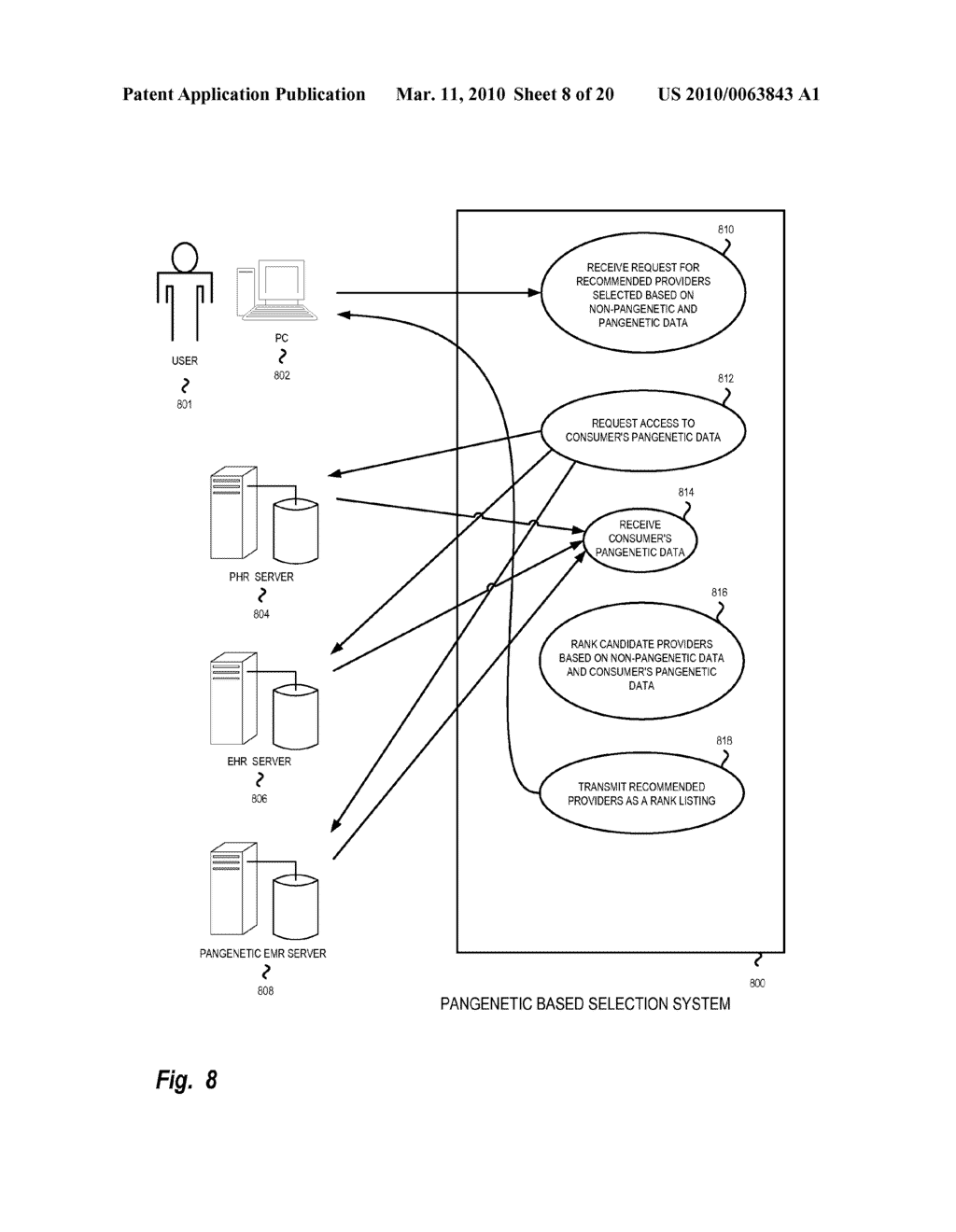 Masked Data Record Access - diagram, schematic, and image 09