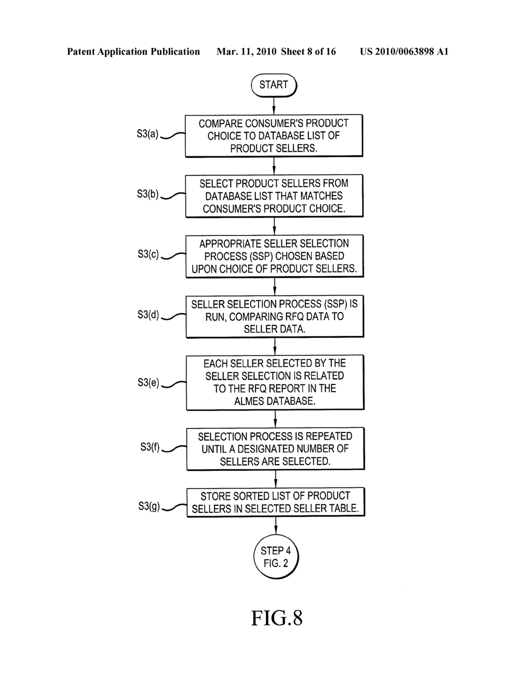 METHOD AND APPARATUS FOR PROCURING GOODS IN AN AUTOMATED MANNER - diagram, schematic, and image 09