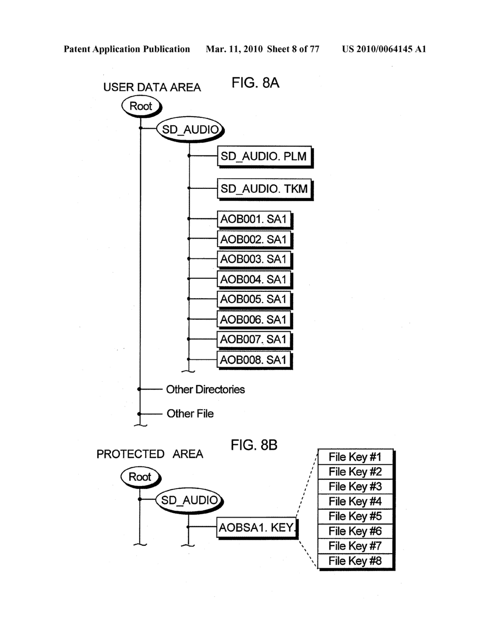 SEMICONDUCTOR MEMORY CARD, PLAYBACK APPARATUS, RECORDING APPARATUS, PLAYBACK METHOD, RECORDING METHOD, AND COMPUTER-READABLE RECORDING MEDIUM - diagram, schematic, and image 09