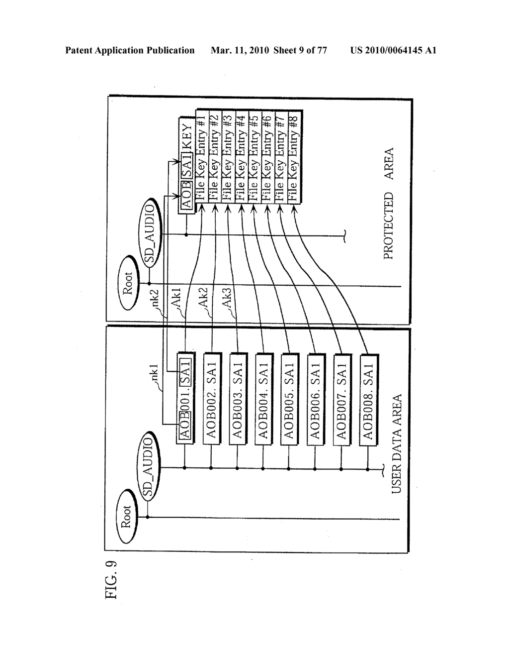 SEMICONDUCTOR MEMORY CARD, PLAYBACK APPARATUS, RECORDING APPARATUS, PLAYBACK METHOD, RECORDING METHOD, AND COMPUTER-READABLE RECORDING MEDIUM - diagram, schematic, and image 10