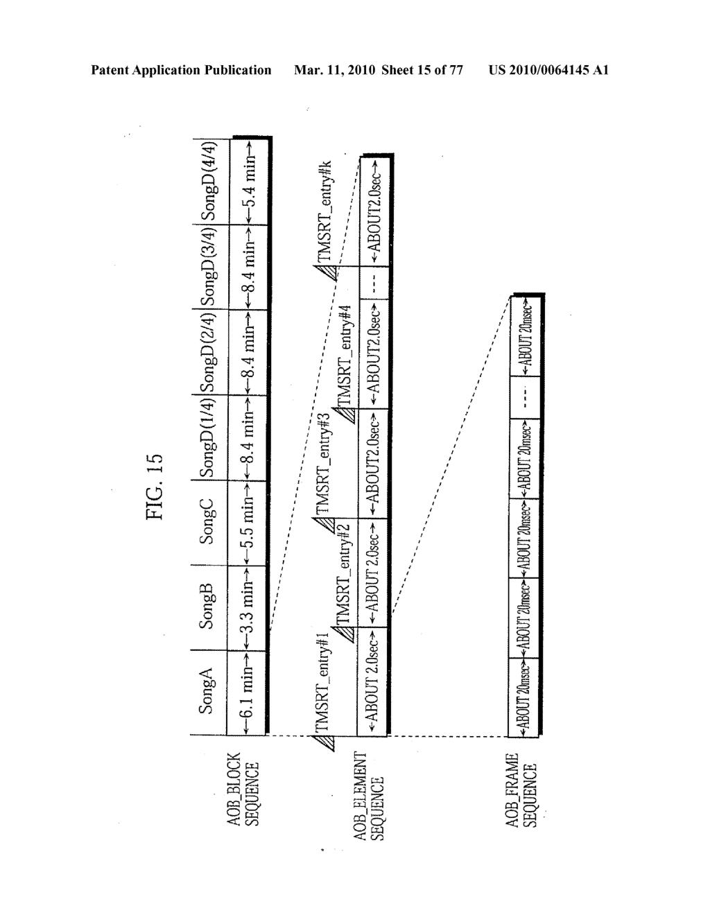 SEMICONDUCTOR MEMORY CARD, PLAYBACK APPARATUS, RECORDING APPARATUS, PLAYBACK METHOD, RECORDING METHOD, AND COMPUTER-READABLE RECORDING MEDIUM - diagram, schematic, and image 16
