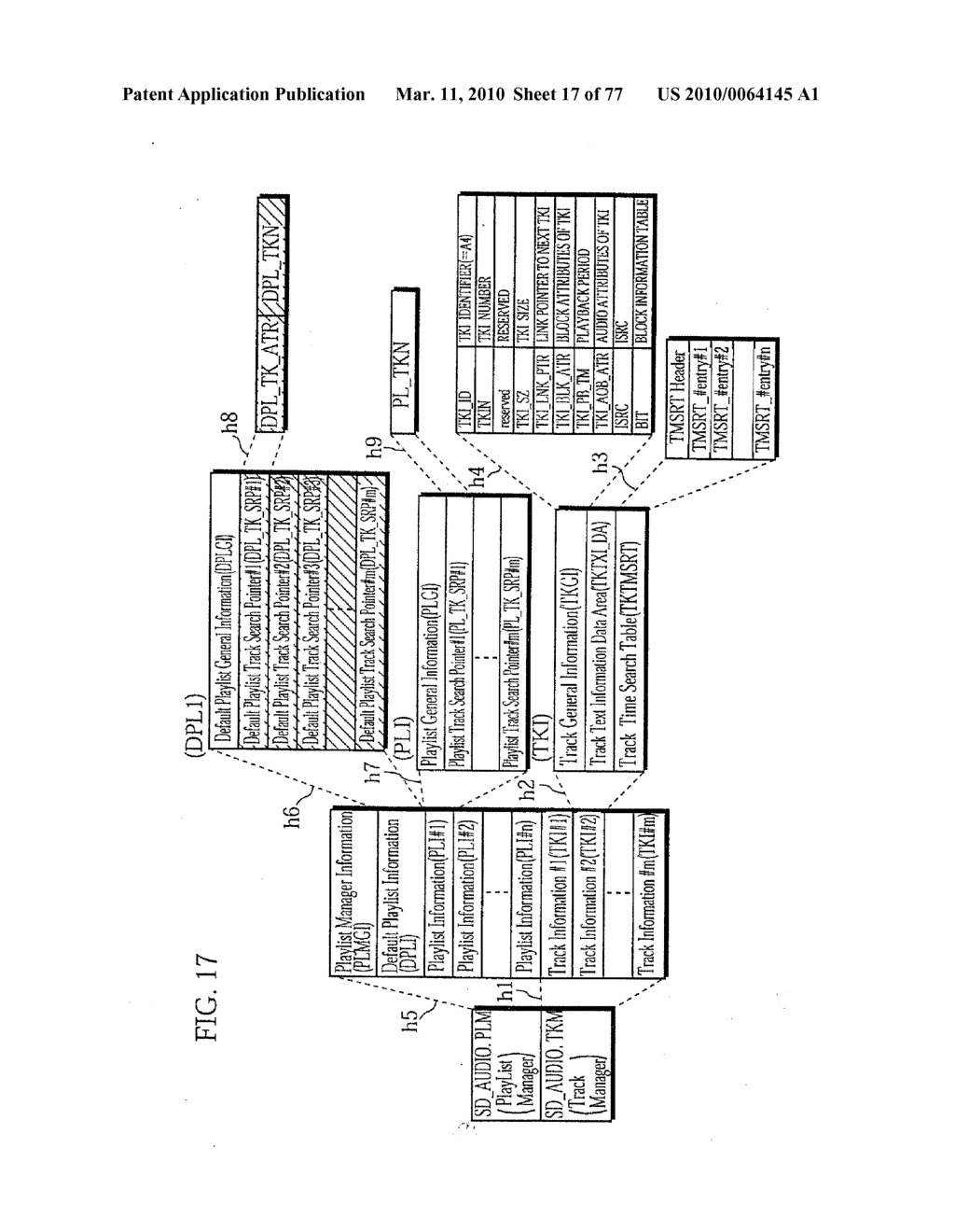 SEMICONDUCTOR MEMORY CARD, PLAYBACK APPARATUS, RECORDING APPARATUS, PLAYBACK METHOD, RECORDING METHOD, AND COMPUTER-READABLE RECORDING MEDIUM - diagram, schematic, and image 18
