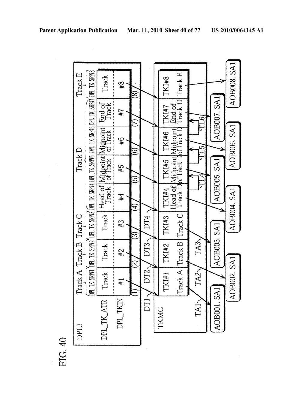 SEMICONDUCTOR MEMORY CARD, PLAYBACK APPARATUS, RECORDING APPARATUS, PLAYBACK METHOD, RECORDING METHOD, AND COMPUTER-READABLE RECORDING MEDIUM - diagram, schematic, and image 41