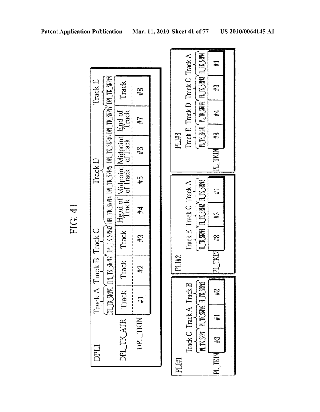 SEMICONDUCTOR MEMORY CARD, PLAYBACK APPARATUS, RECORDING APPARATUS, PLAYBACK METHOD, RECORDING METHOD, AND COMPUTER-READABLE RECORDING MEDIUM - diagram, schematic, and image 42
