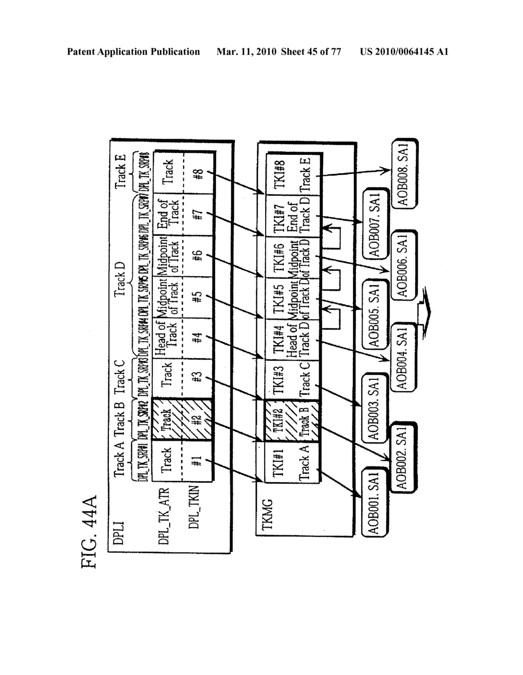 SEMICONDUCTOR MEMORY CARD, PLAYBACK APPARATUS, RECORDING APPARATUS, PLAYBACK METHOD, RECORDING METHOD, AND COMPUTER-READABLE RECORDING MEDIUM - diagram, schematic, and image 46
