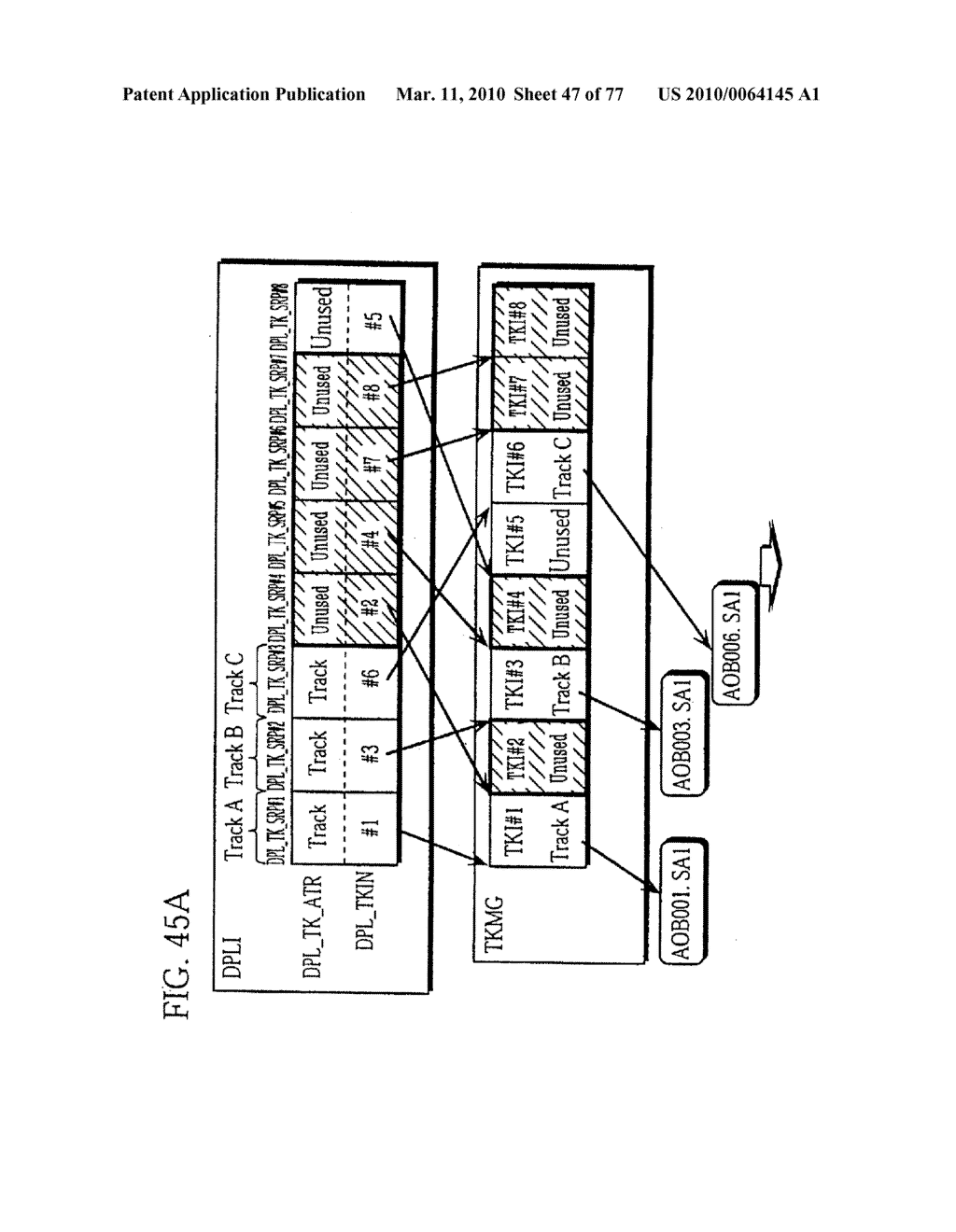 SEMICONDUCTOR MEMORY CARD, PLAYBACK APPARATUS, RECORDING APPARATUS, PLAYBACK METHOD, RECORDING METHOD, AND COMPUTER-READABLE RECORDING MEDIUM - diagram, schematic, and image 48