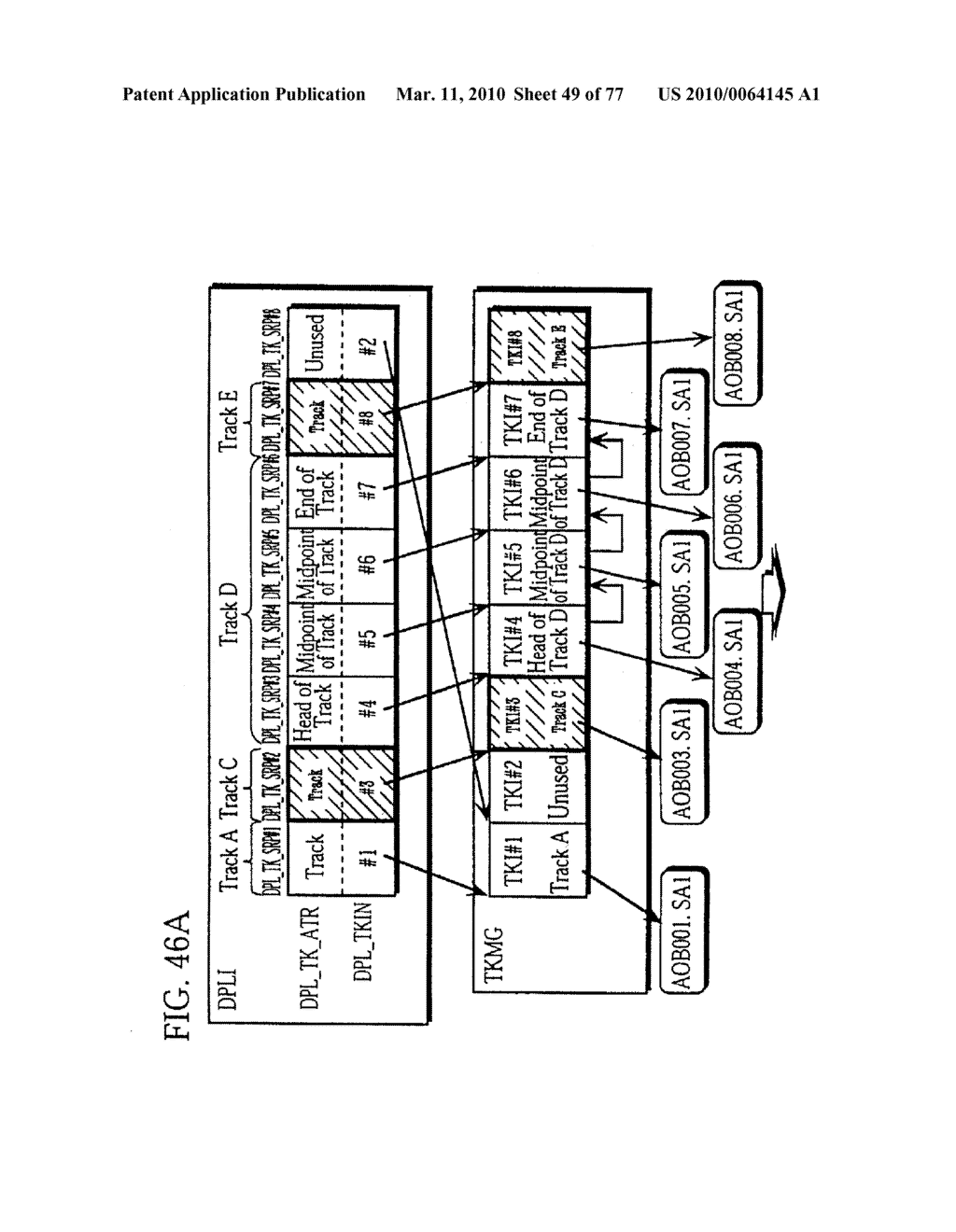 SEMICONDUCTOR MEMORY CARD, PLAYBACK APPARATUS, RECORDING APPARATUS, PLAYBACK METHOD, RECORDING METHOD, AND COMPUTER-READABLE RECORDING MEDIUM - diagram, schematic, and image 50