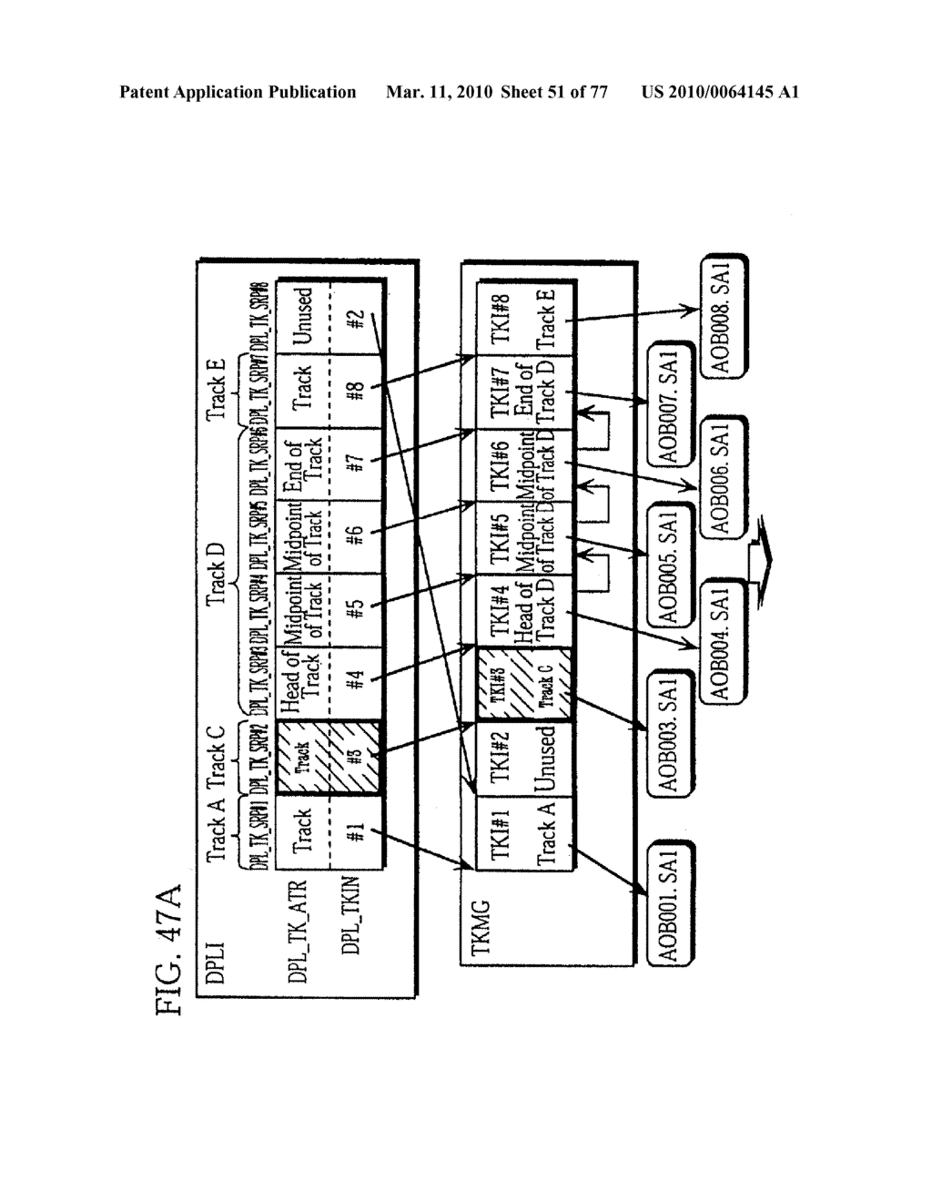 SEMICONDUCTOR MEMORY CARD, PLAYBACK APPARATUS, RECORDING APPARATUS, PLAYBACK METHOD, RECORDING METHOD, AND COMPUTER-READABLE RECORDING MEDIUM - diagram, schematic, and image 52