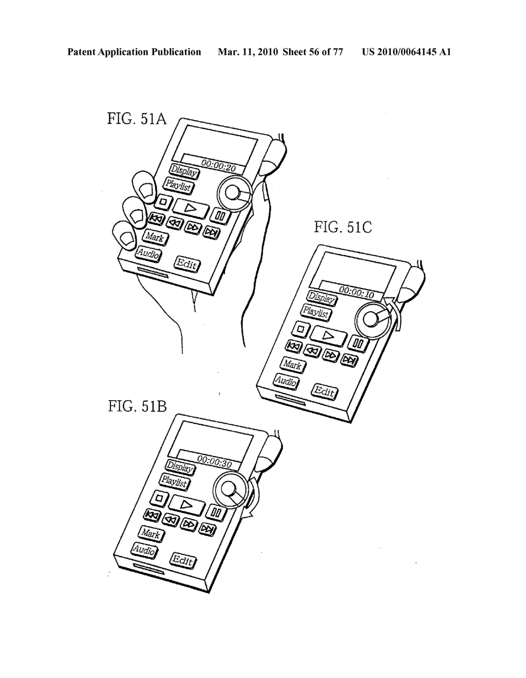 SEMICONDUCTOR MEMORY CARD, PLAYBACK APPARATUS, RECORDING APPARATUS, PLAYBACK METHOD, RECORDING METHOD, AND COMPUTER-READABLE RECORDING MEDIUM - diagram, schematic, and image 57
