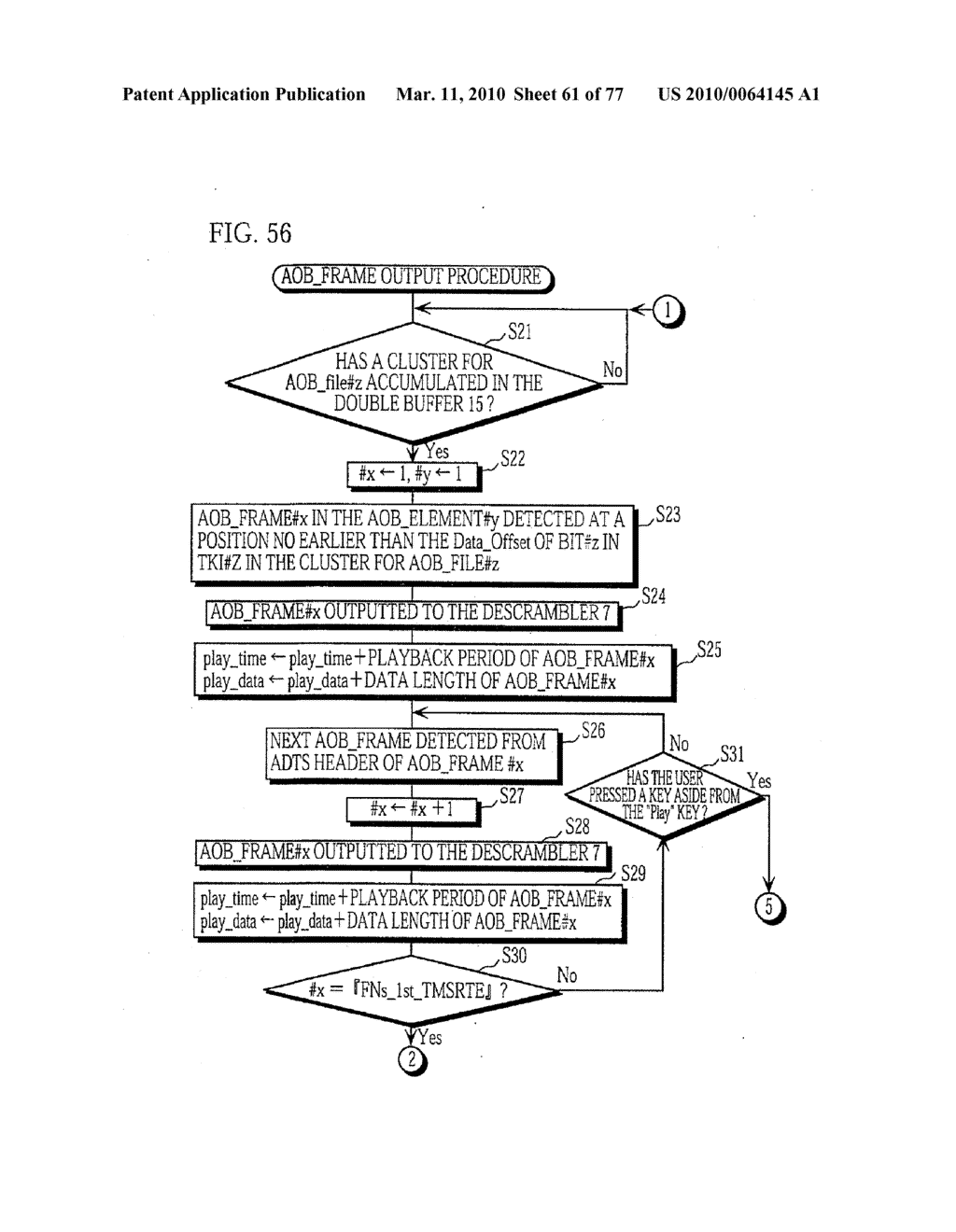 SEMICONDUCTOR MEMORY CARD, PLAYBACK APPARATUS, RECORDING APPARATUS, PLAYBACK METHOD, RECORDING METHOD, AND COMPUTER-READABLE RECORDING MEDIUM - diagram, schematic, and image 62