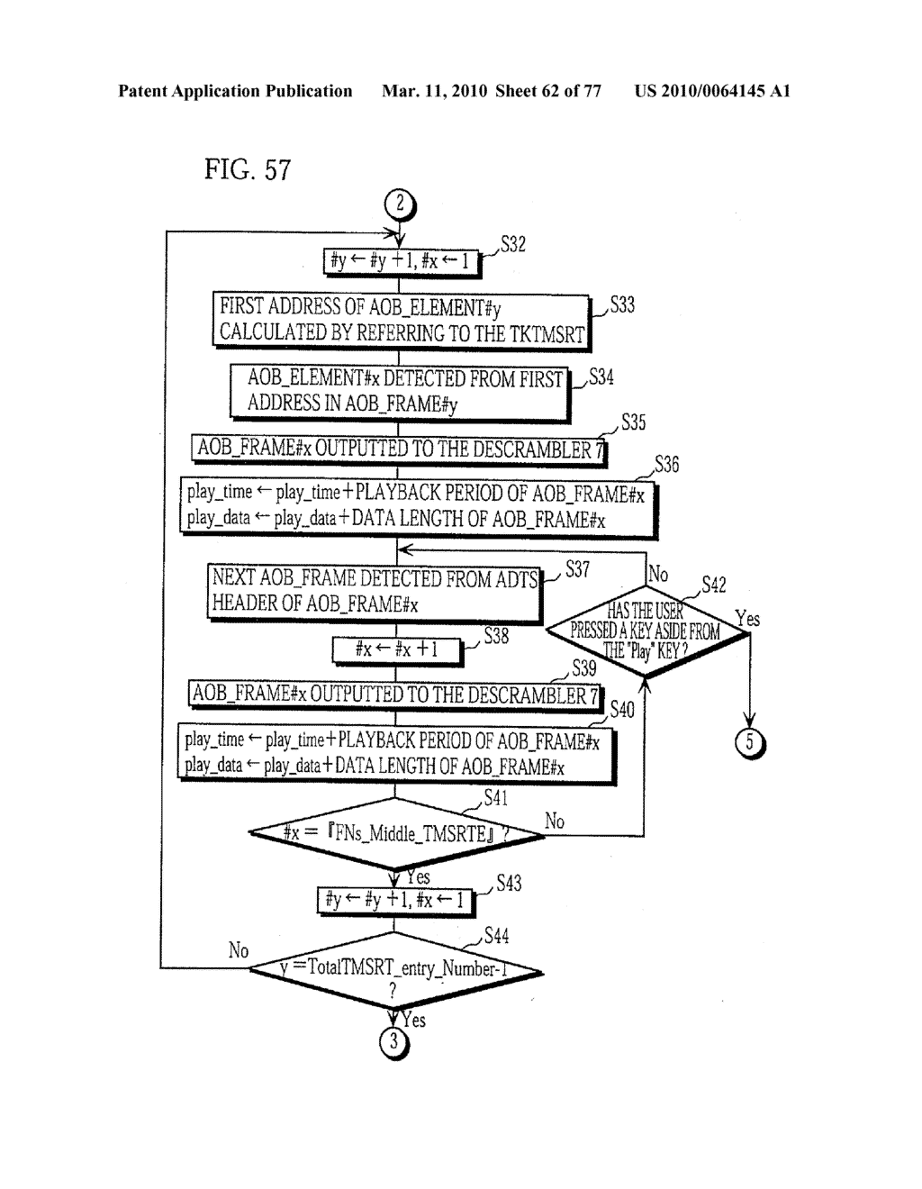 SEMICONDUCTOR MEMORY CARD, PLAYBACK APPARATUS, RECORDING APPARATUS, PLAYBACK METHOD, RECORDING METHOD, AND COMPUTER-READABLE RECORDING MEDIUM - diagram, schematic, and image 63
