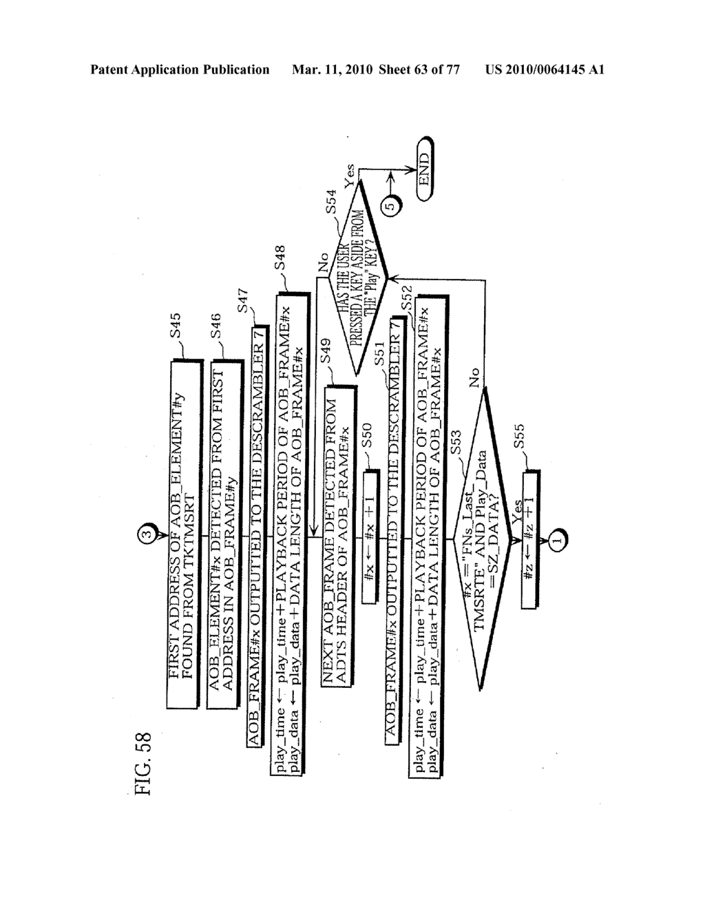 SEMICONDUCTOR MEMORY CARD, PLAYBACK APPARATUS, RECORDING APPARATUS, PLAYBACK METHOD, RECORDING METHOD, AND COMPUTER-READABLE RECORDING MEDIUM - diagram, schematic, and image 64