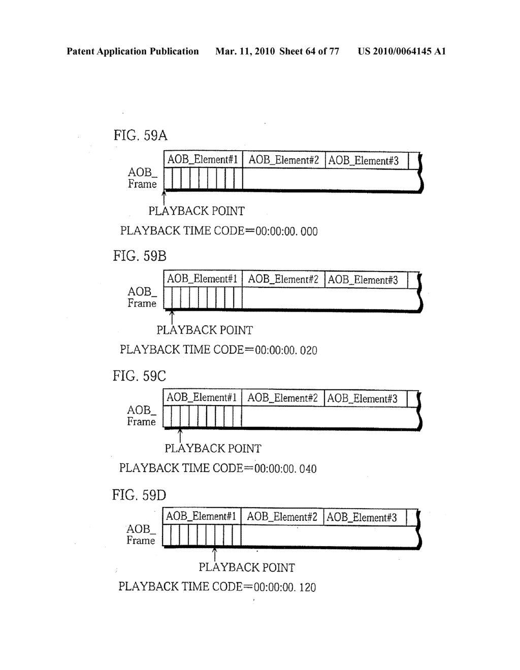 SEMICONDUCTOR MEMORY CARD, PLAYBACK APPARATUS, RECORDING APPARATUS, PLAYBACK METHOD, RECORDING METHOD, AND COMPUTER-READABLE RECORDING MEDIUM - diagram, schematic, and image 65