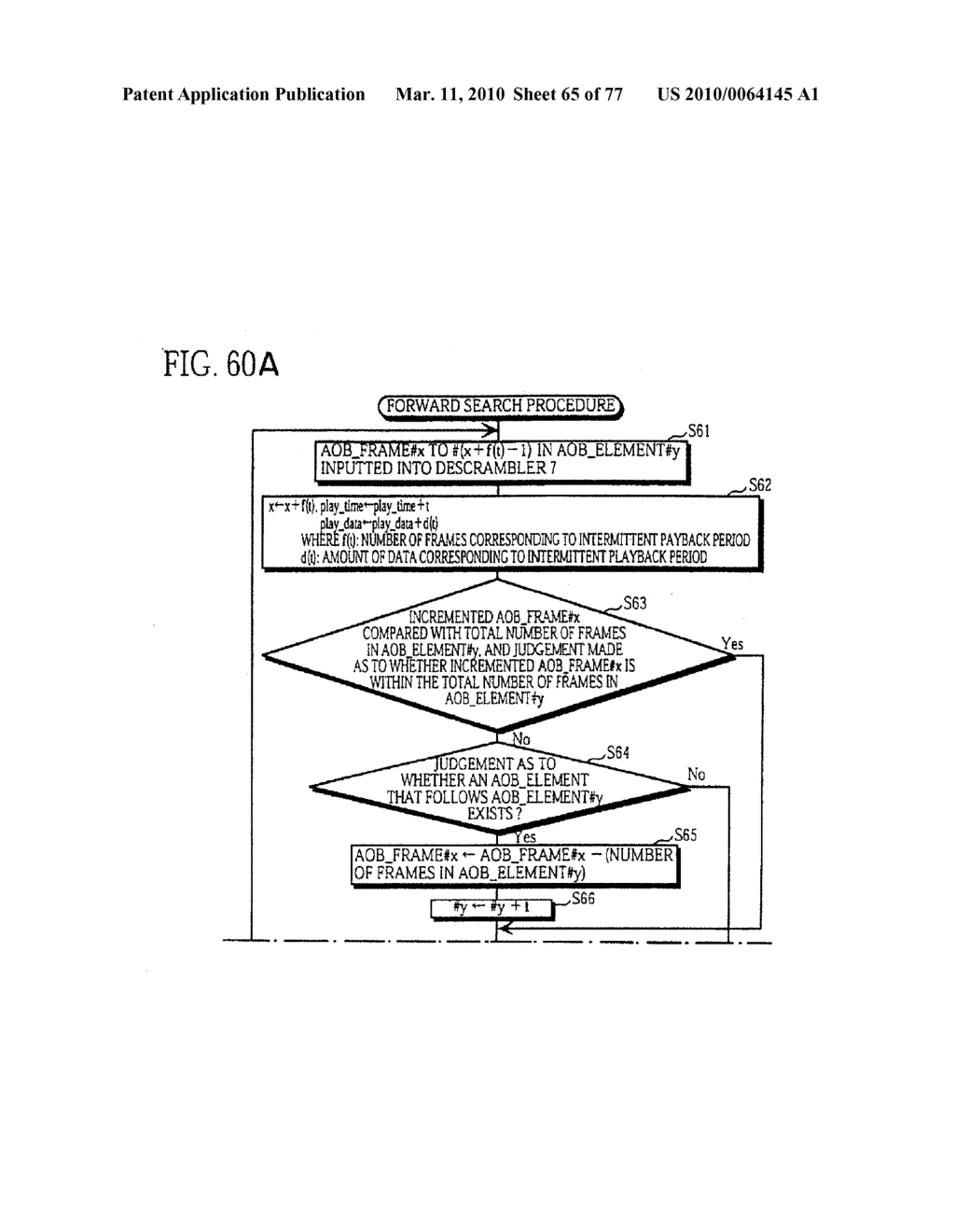 SEMICONDUCTOR MEMORY CARD, PLAYBACK APPARATUS, RECORDING APPARATUS, PLAYBACK METHOD, RECORDING METHOD, AND COMPUTER-READABLE RECORDING MEDIUM - diagram, schematic, and image 66