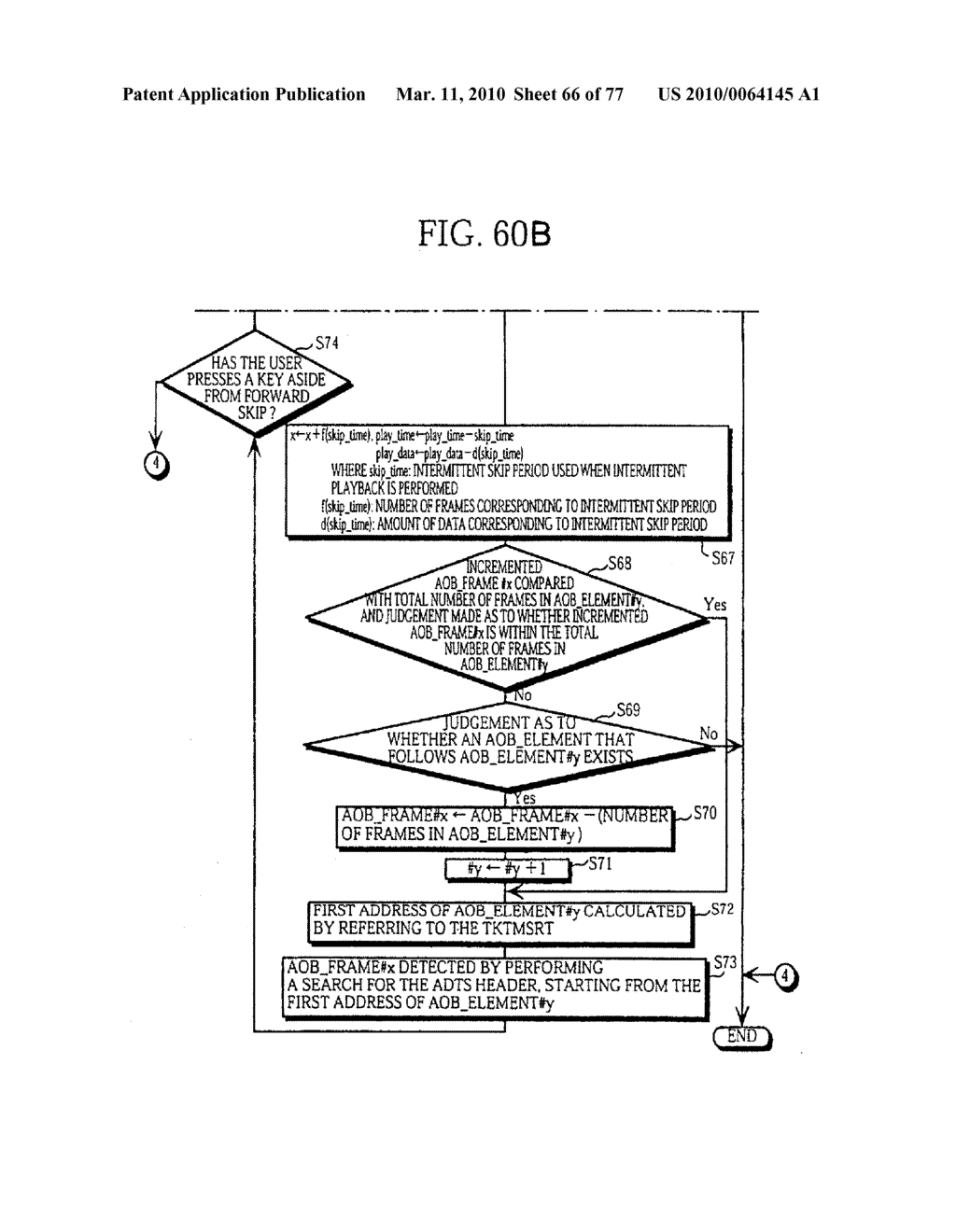 SEMICONDUCTOR MEMORY CARD, PLAYBACK APPARATUS, RECORDING APPARATUS, PLAYBACK METHOD, RECORDING METHOD, AND COMPUTER-READABLE RECORDING MEDIUM - diagram, schematic, and image 67