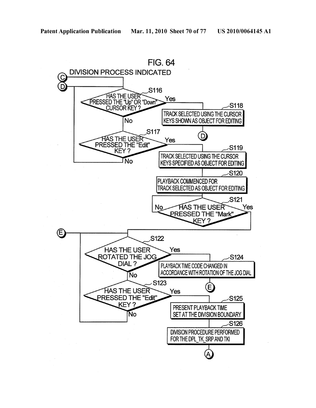 SEMICONDUCTOR MEMORY CARD, PLAYBACK APPARATUS, RECORDING APPARATUS, PLAYBACK METHOD, RECORDING METHOD, AND COMPUTER-READABLE RECORDING MEDIUM - diagram, schematic, and image 71