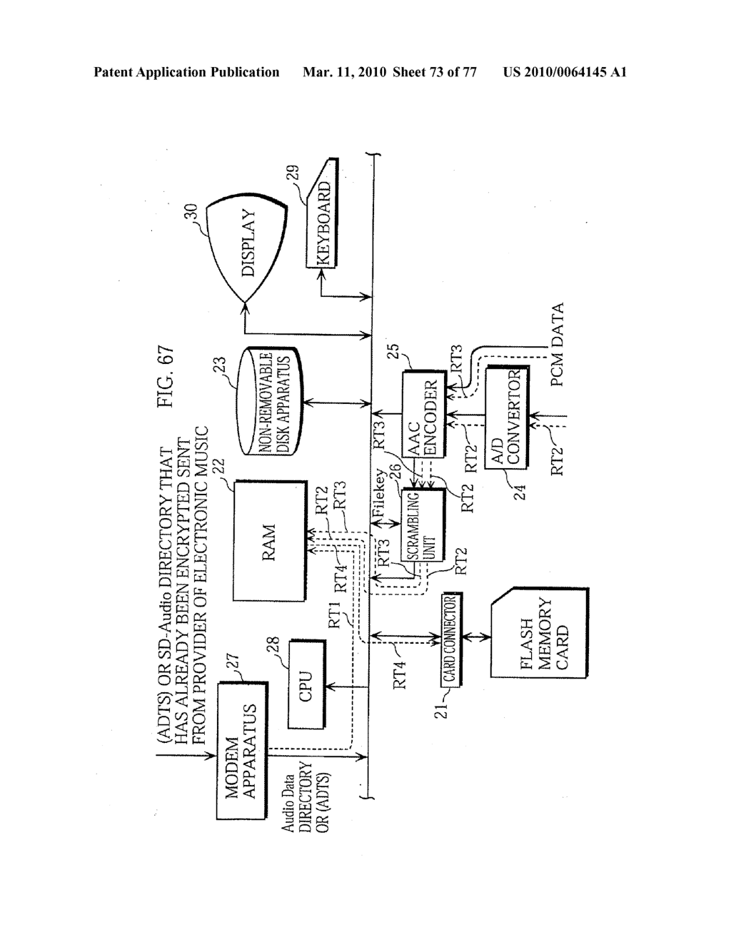 SEMICONDUCTOR MEMORY CARD, PLAYBACK APPARATUS, RECORDING APPARATUS, PLAYBACK METHOD, RECORDING METHOD, AND COMPUTER-READABLE RECORDING MEDIUM - diagram, schematic, and image 74