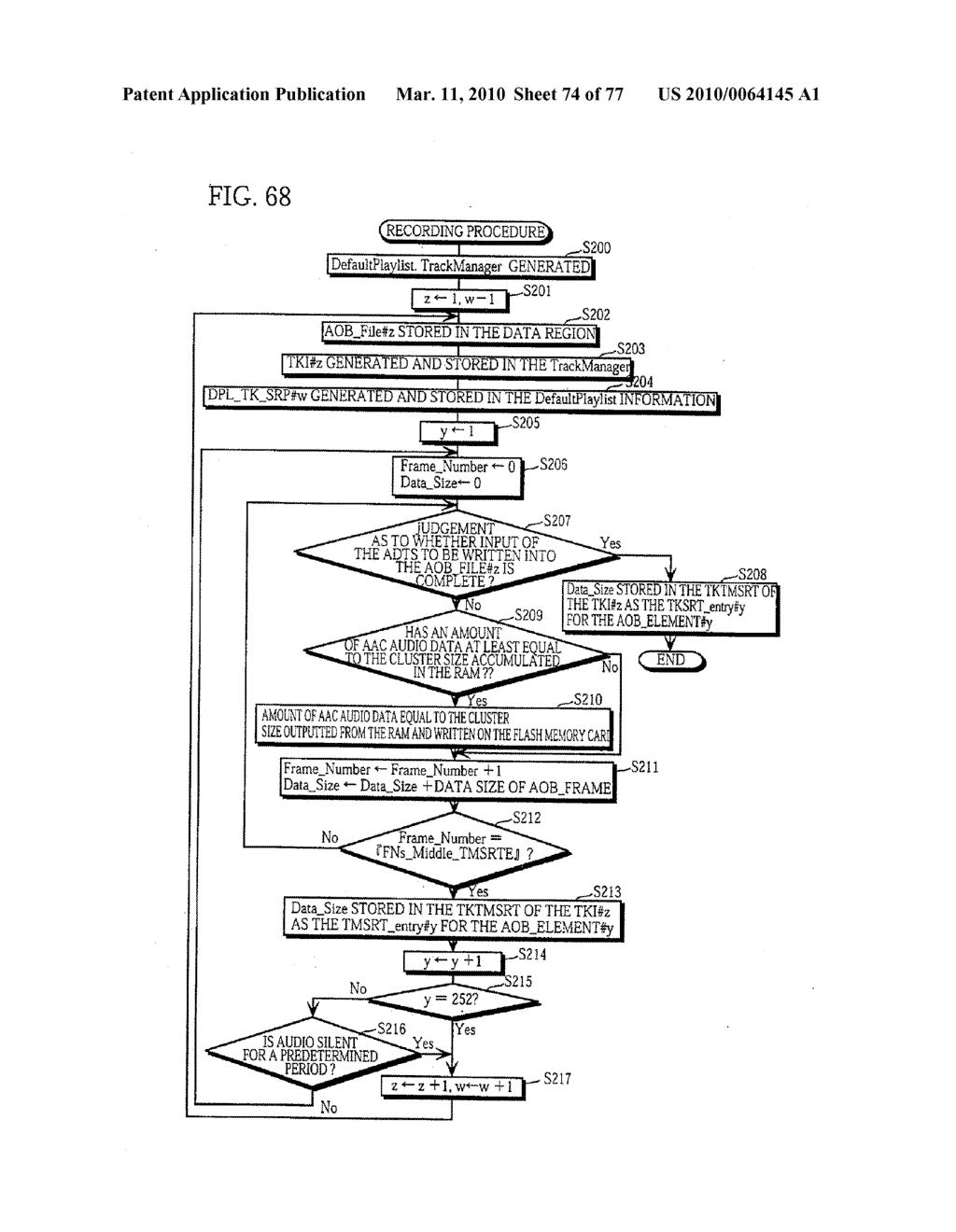 SEMICONDUCTOR MEMORY CARD, PLAYBACK APPARATUS, RECORDING APPARATUS, PLAYBACK METHOD, RECORDING METHOD, AND COMPUTER-READABLE RECORDING MEDIUM - diagram, schematic, and image 75