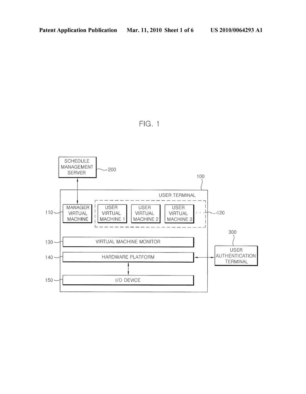 APPARATUS AND METHOD FOR MANAGING USER SCHEDULE - diagram, schematic, and image 02