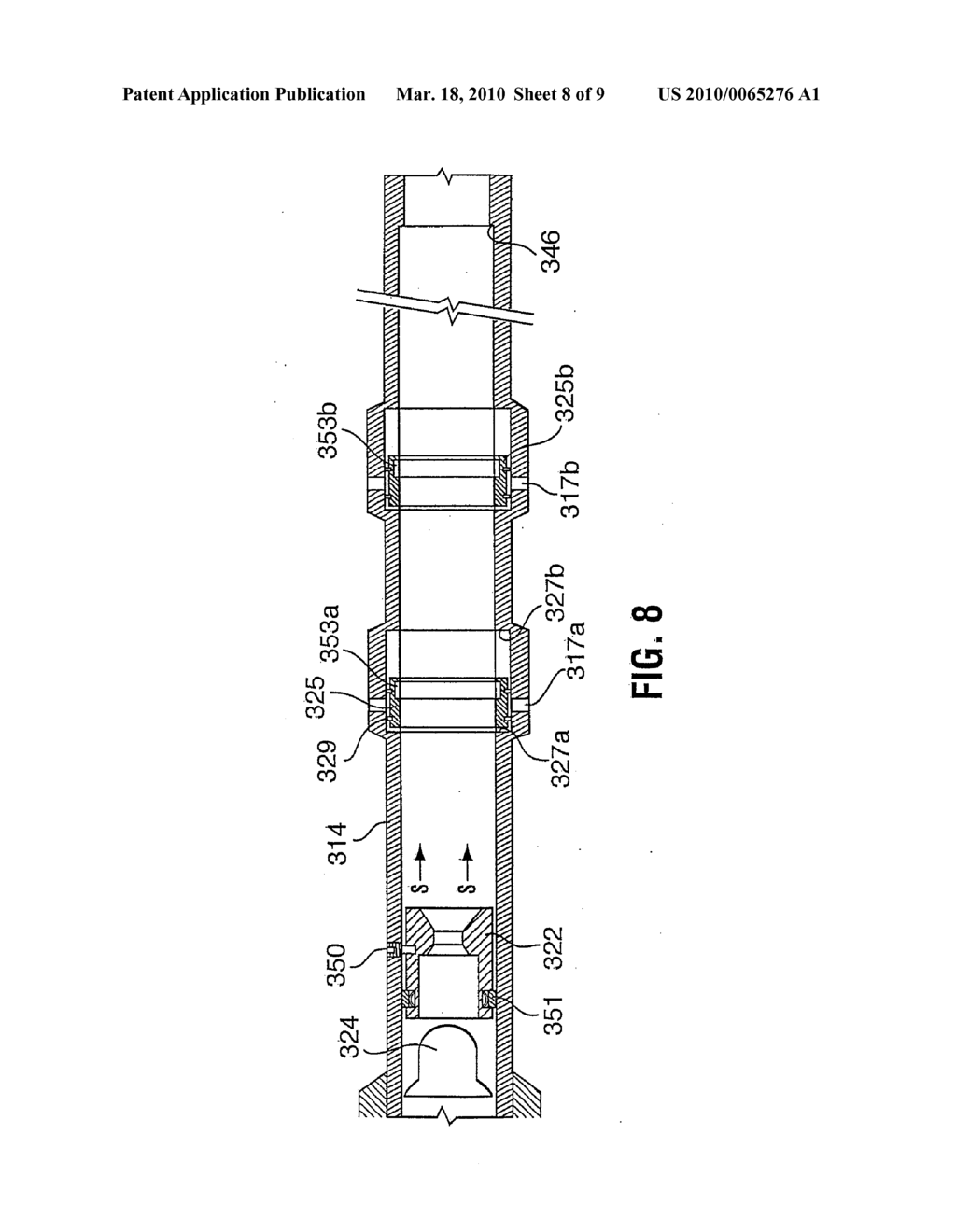 METHOD AND APPARATUS FOR WELLBORE FLUID TREATMENT - diagram, schematic, and image 09