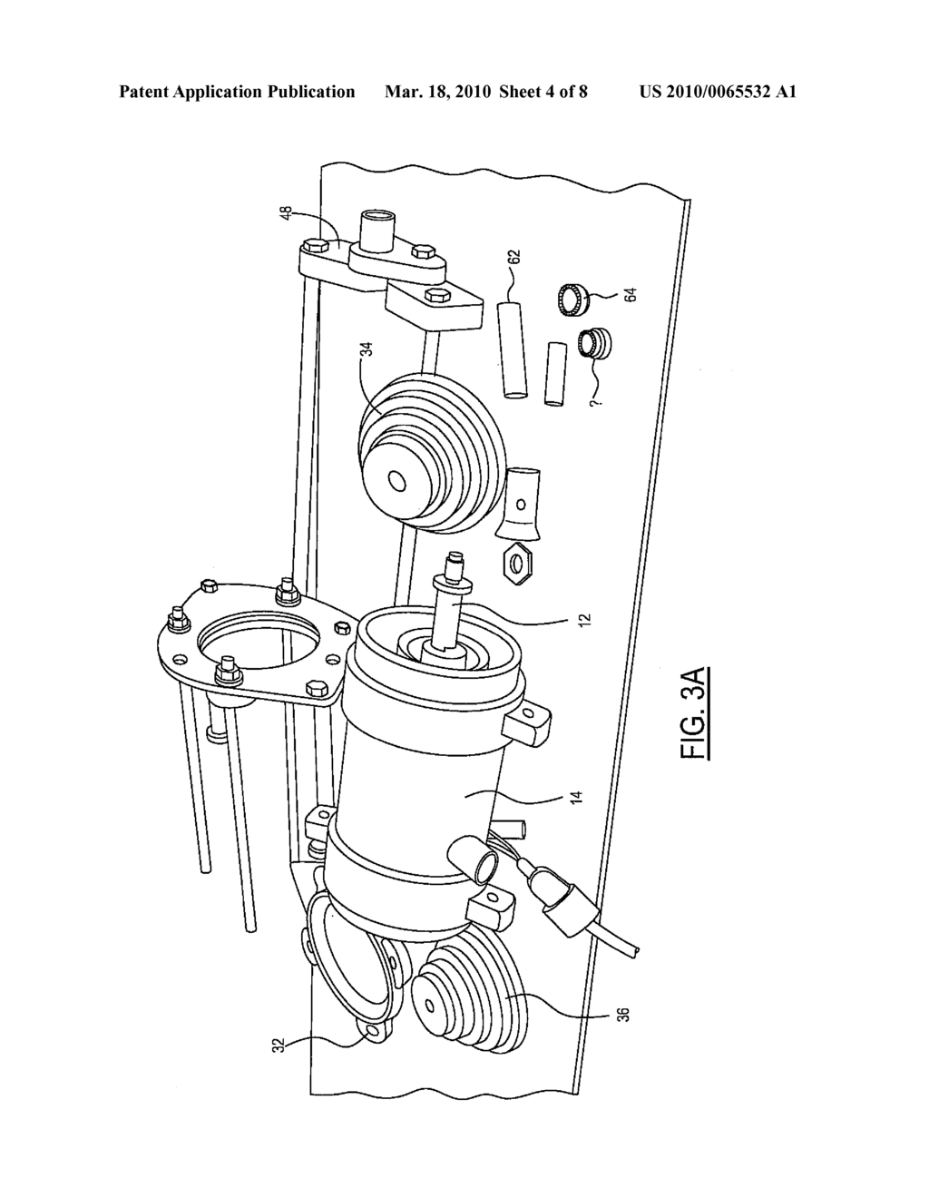 Sealed And Pressurized Gun For Underwater Welding Diagram Schematic Image 05