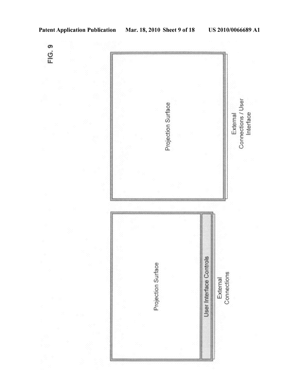 Devices related to projection input surfaces - diagram, schematic, and image 10