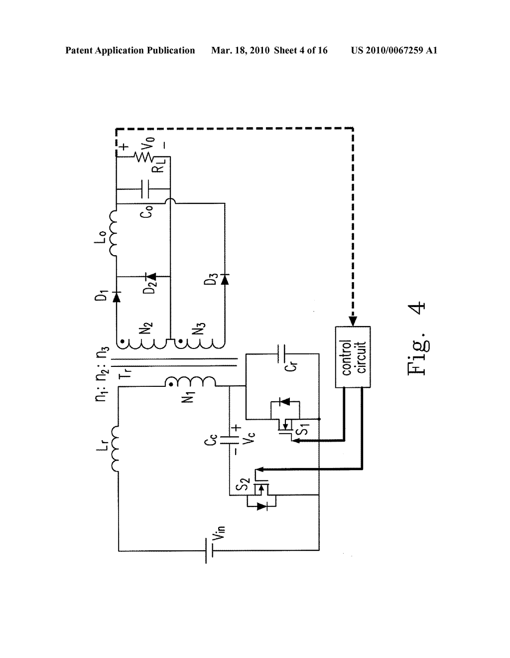 Forward Flyback Converter With Active Clamp Circuit Diagram