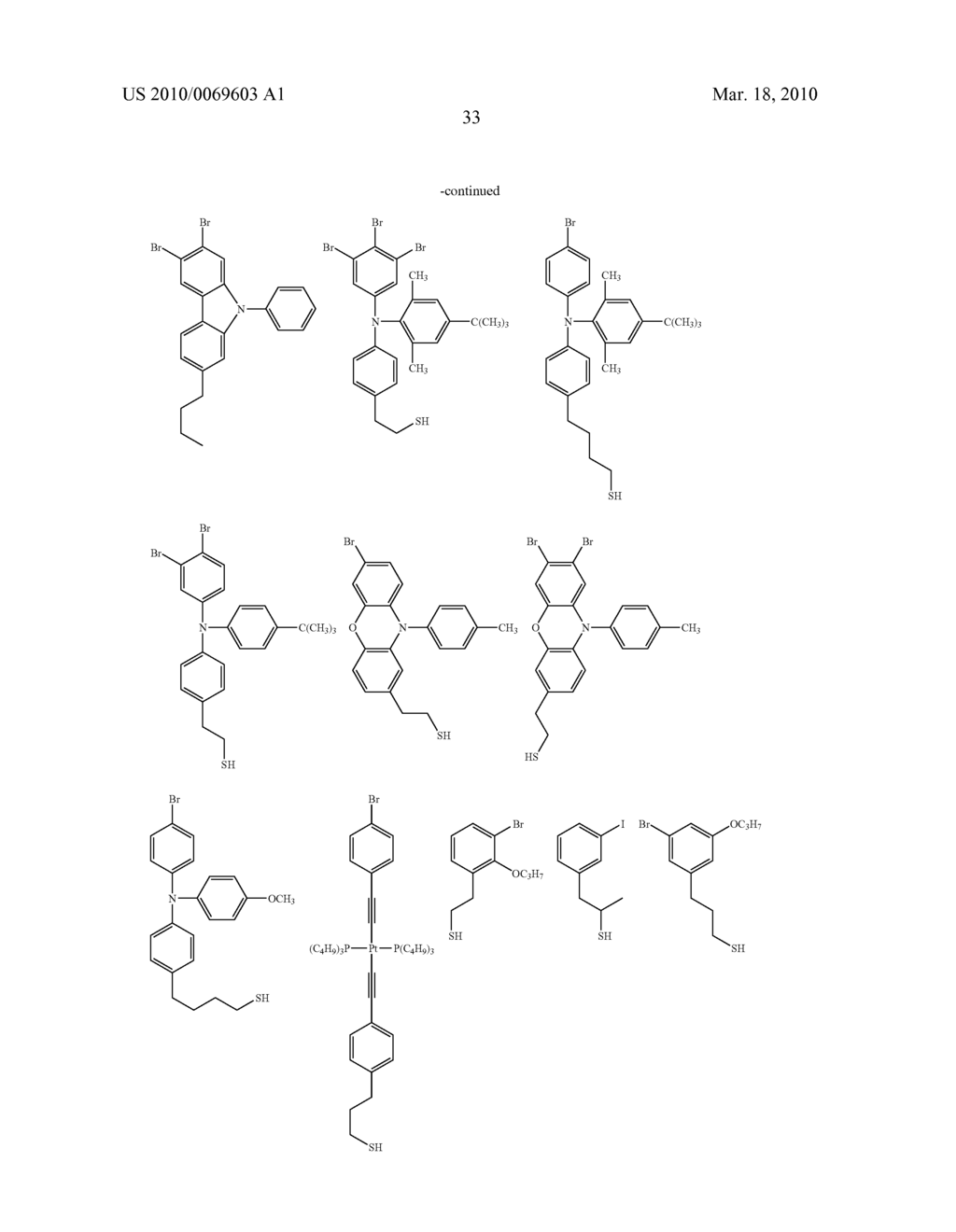METHOD FOR PRODUCING STRUCTURE WHEREIN AROMATIC POLYMER IS BONDED TO BASE, STRUCTURE HAVING AROMATIC POLYMER CHAIN BONDED TO CONDUCTIVE BASE, AND ELECTRONIC DEVICE COMPRISING THE STRUCTURE - diagram, schematic, and image 36