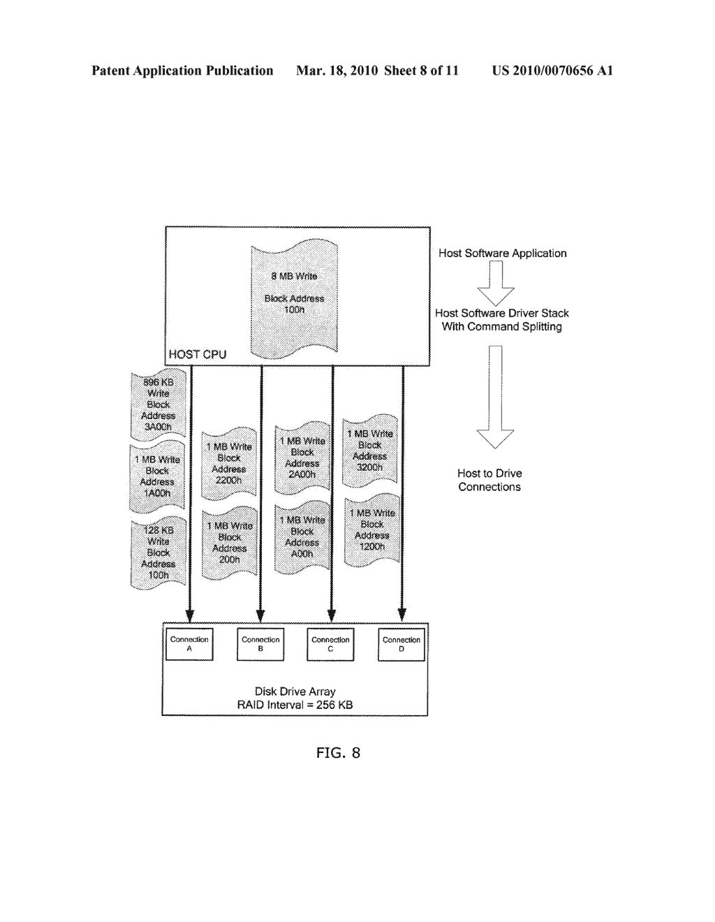 SYSTEM AND METHOD FOR ENHANCED LOAD BALANCING IN A STORAGE SYSTEM - diagram, schematic, and image 09