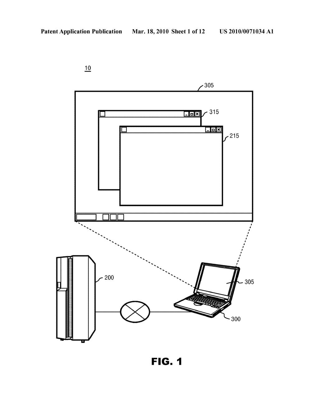 SYSTEM FOR PREVENTING UNAUTHORIZED ACQUISITION OF INFORMATION AND METHOD THEREOF - diagram, schematic, and image 02
