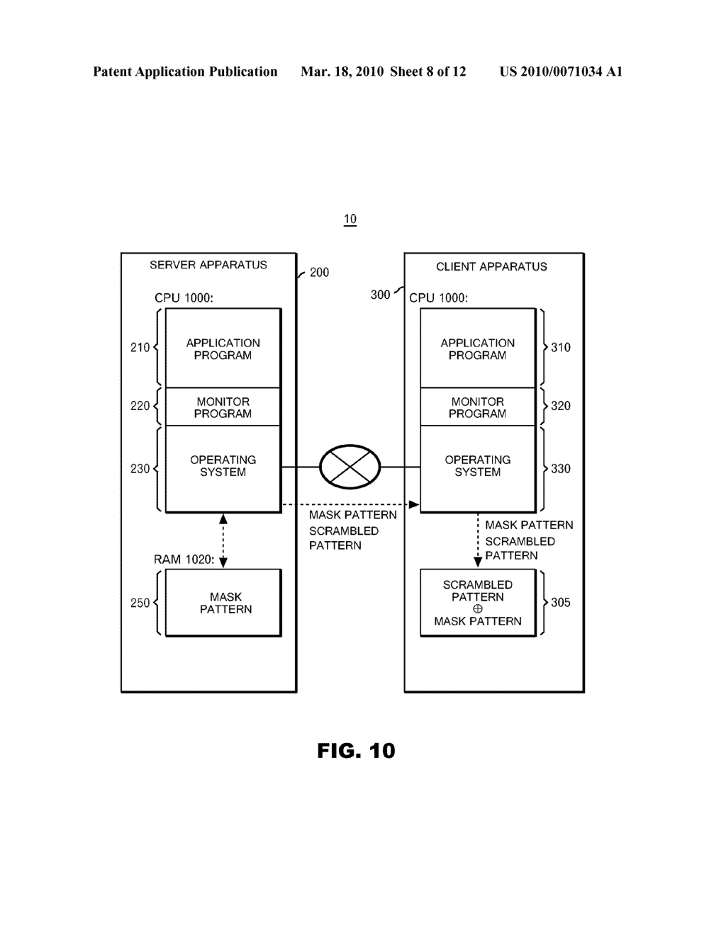 SYSTEM FOR PREVENTING UNAUTHORIZED ACQUISITION OF INFORMATION AND METHOD THEREOF - diagram, schematic, and image 09