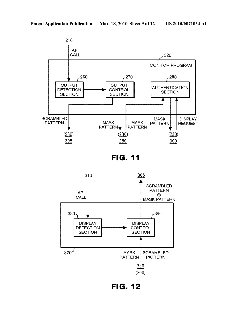 SYSTEM FOR PREVENTING UNAUTHORIZED ACQUISITION OF INFORMATION AND METHOD THEREOF - diagram, schematic, and image 10