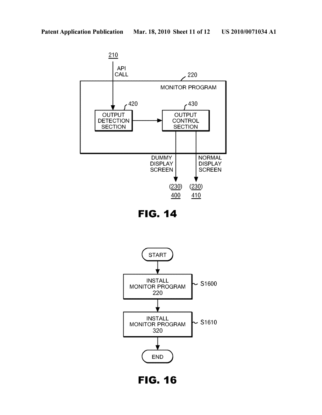 SYSTEM FOR PREVENTING UNAUTHORIZED ACQUISITION OF INFORMATION AND METHOD THEREOF - diagram, schematic, and image 12