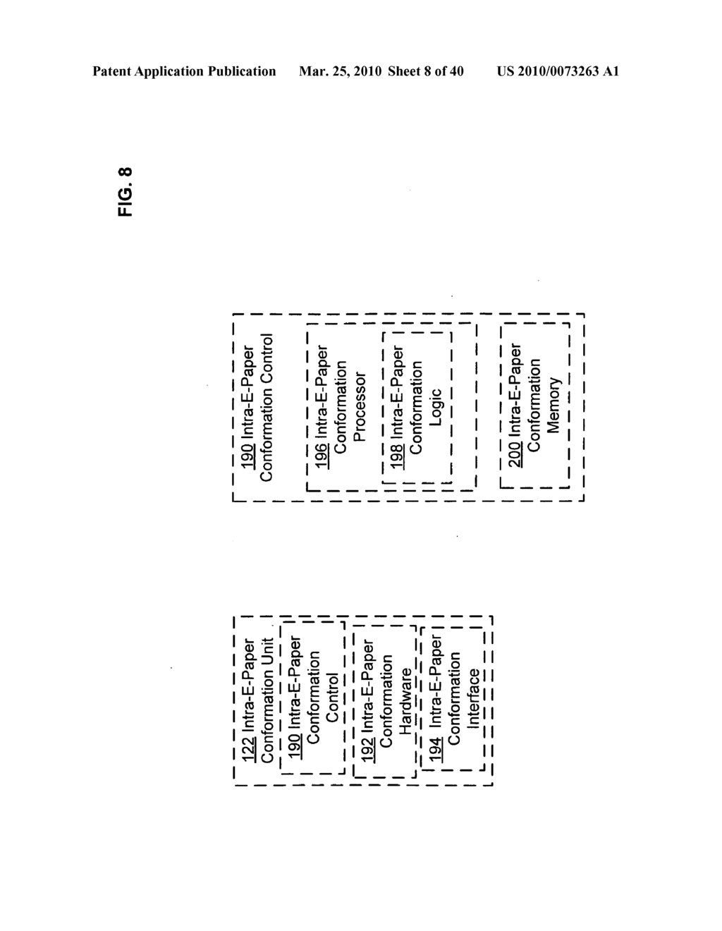 E-Paper application control based on conformation sequence status - diagram, schematic, and image 09
