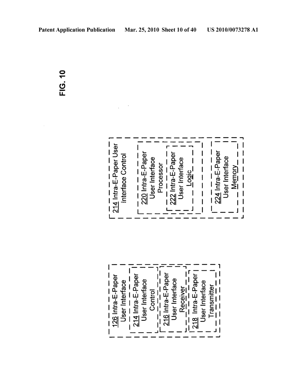 E-paper application control based on conformation sequence status - diagram, schematic, and image 11