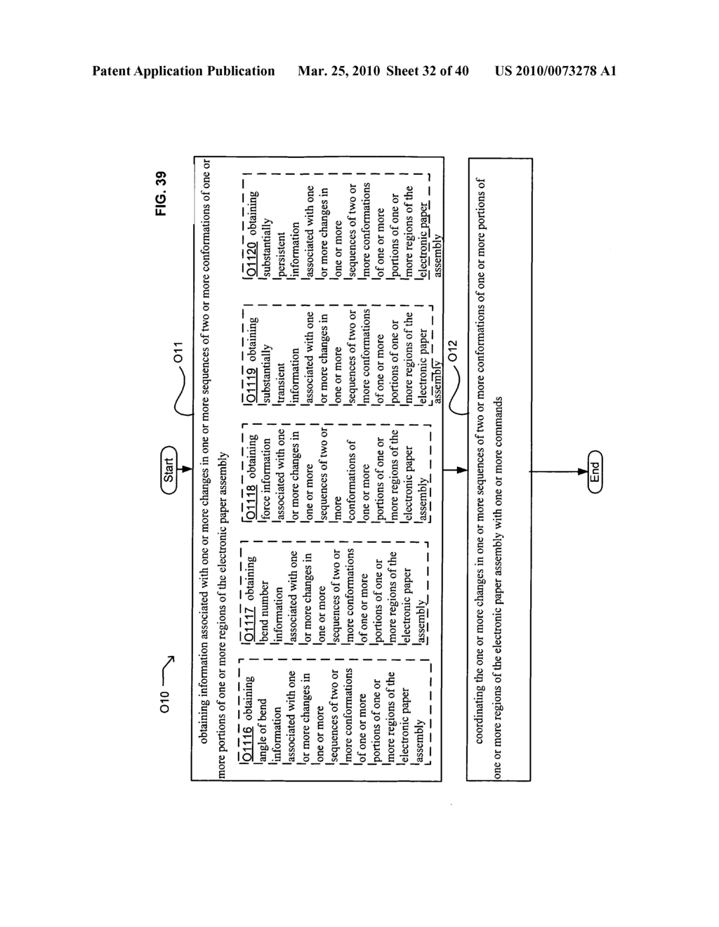 E-paper application control based on conformation sequence status - diagram, schematic, and image 33