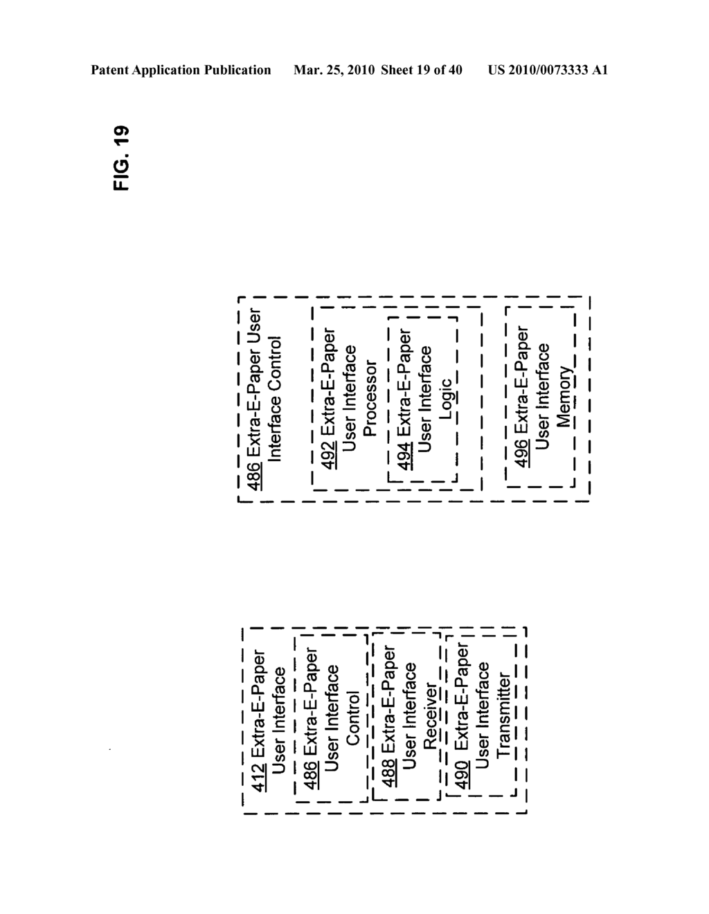 E-paper application control based on conformation sequence status - diagram, schematic, and image 20