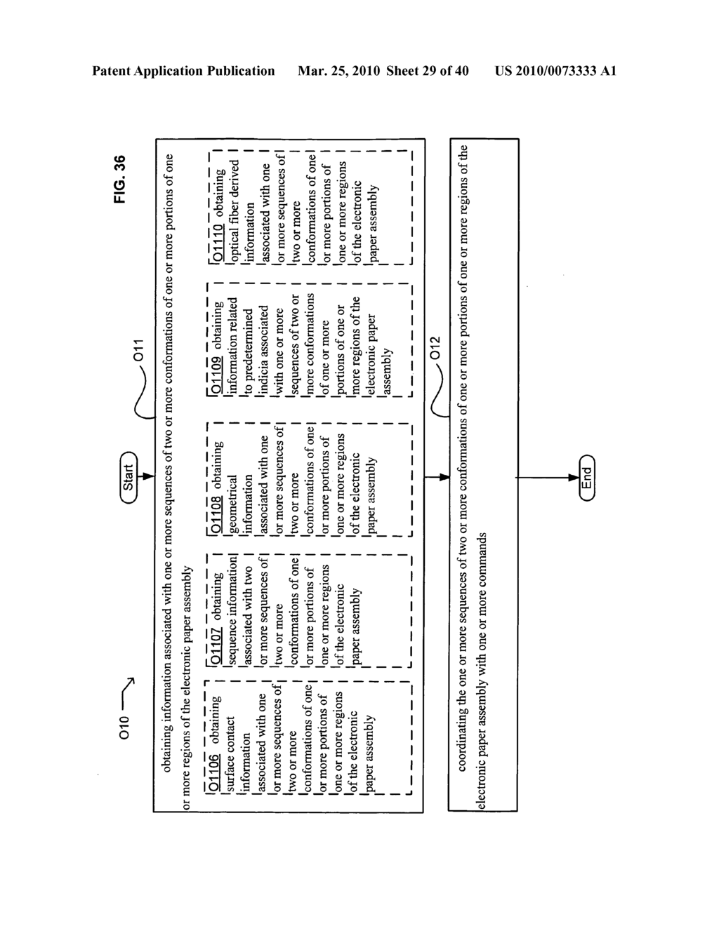 E-paper application control based on conformation sequence status - diagram, schematic, and image 30