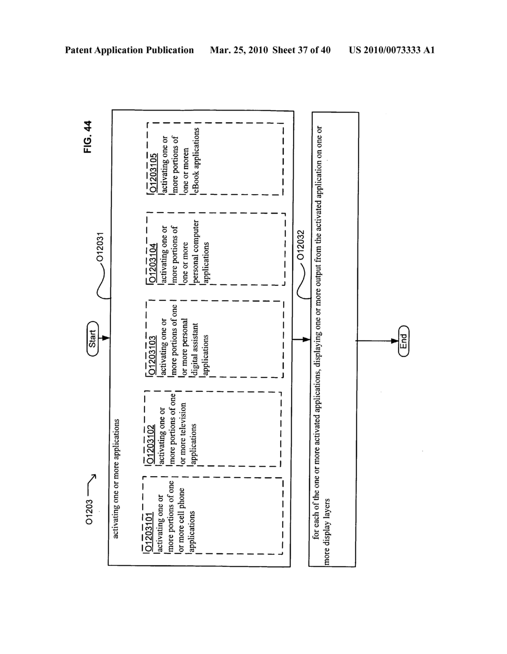 E-paper application control based on conformation sequence status - diagram, schematic, and image 38