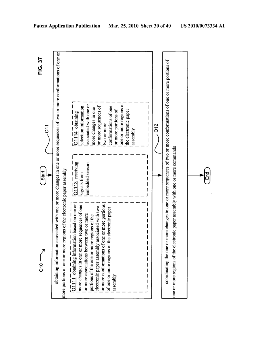E-paper application control based on conformation sequence status - diagram, schematic, and image 31