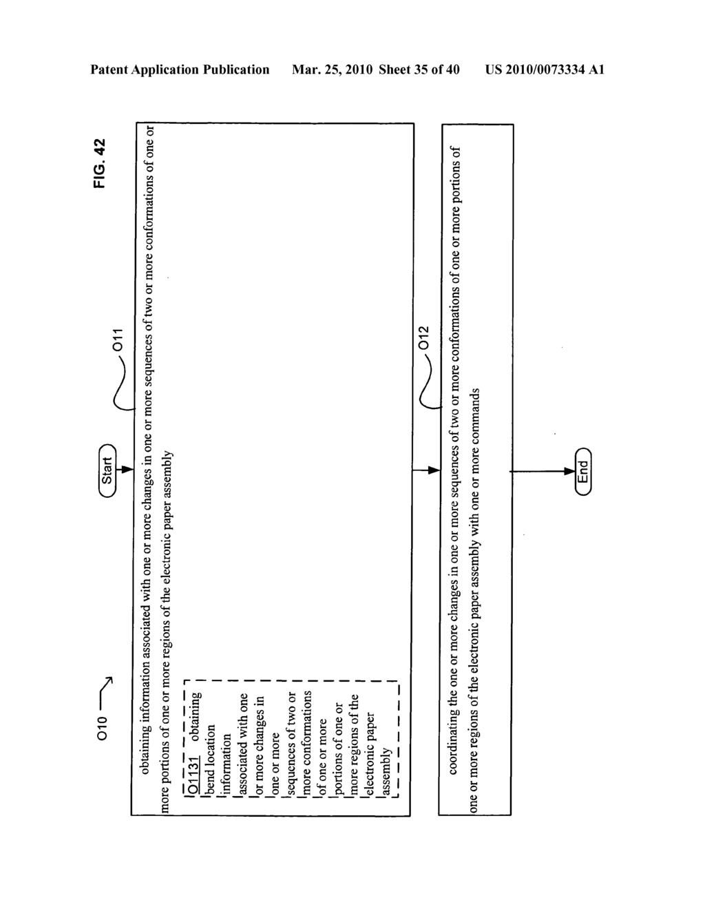 E-paper application control based on conformation sequence status - diagram, schematic, and image 36