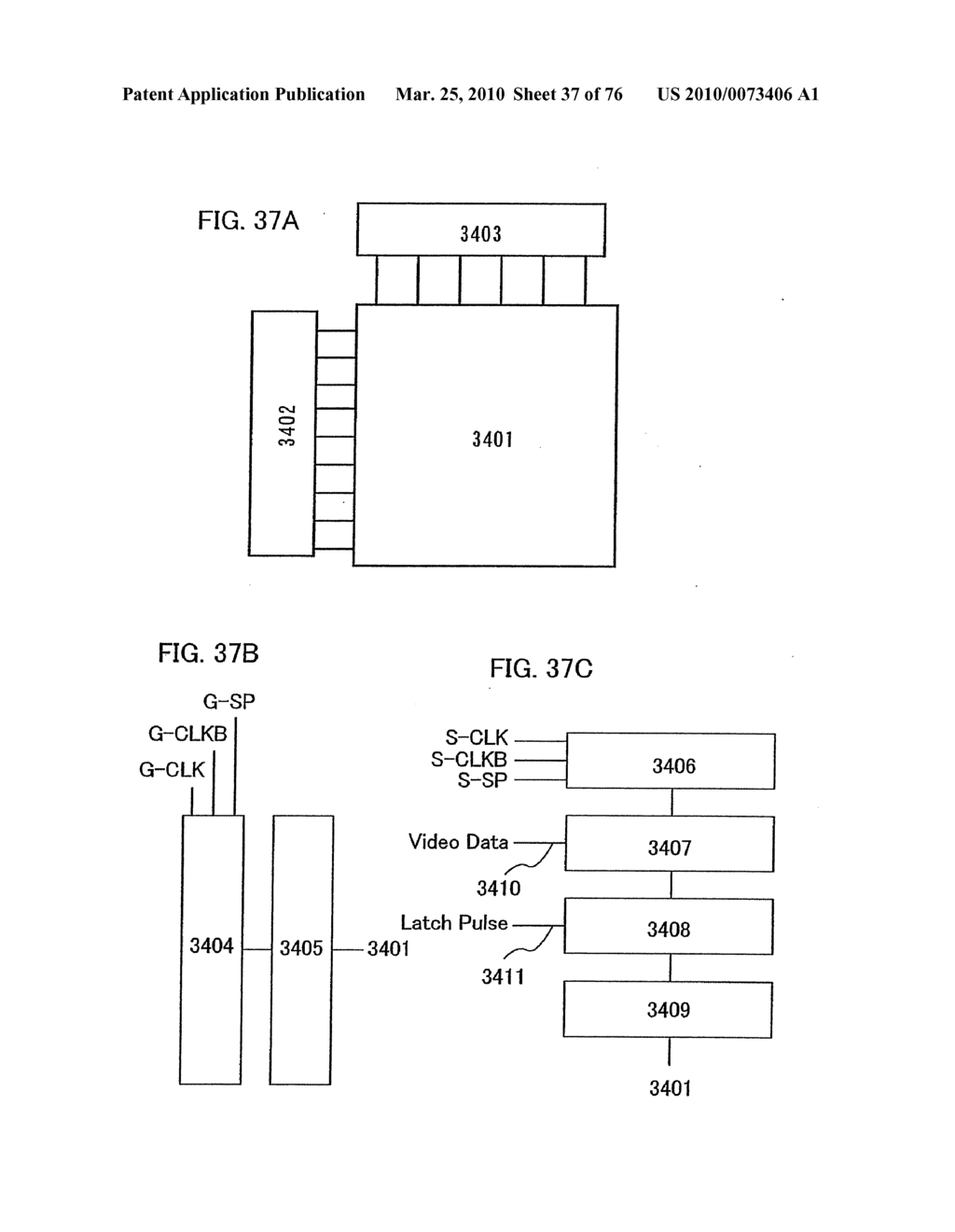 Display Device, and Driving Method and Electronic Apparatus of the Display Device - diagram, schematic, and image 38