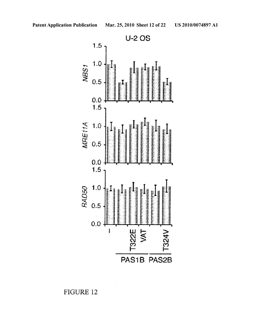 Methods and Compositions related to HIF-1 alpha - diagram, schematic, and image 13