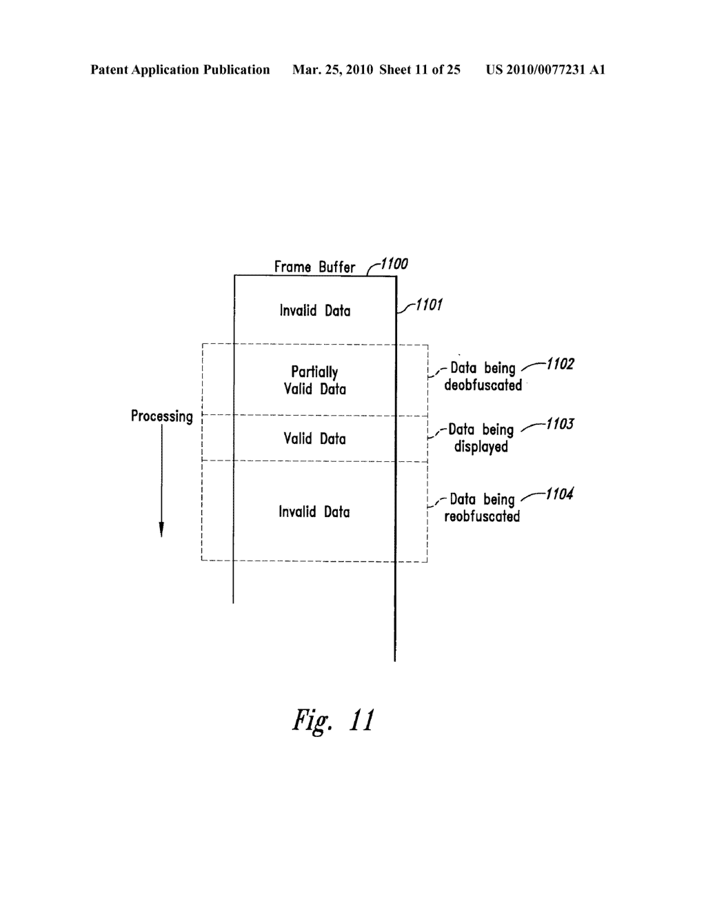 METHOD AND SYSTEM FOR MAINTAINING SECURE DATA INPUT AND OUTPUT - diagram, schematic, and image 12