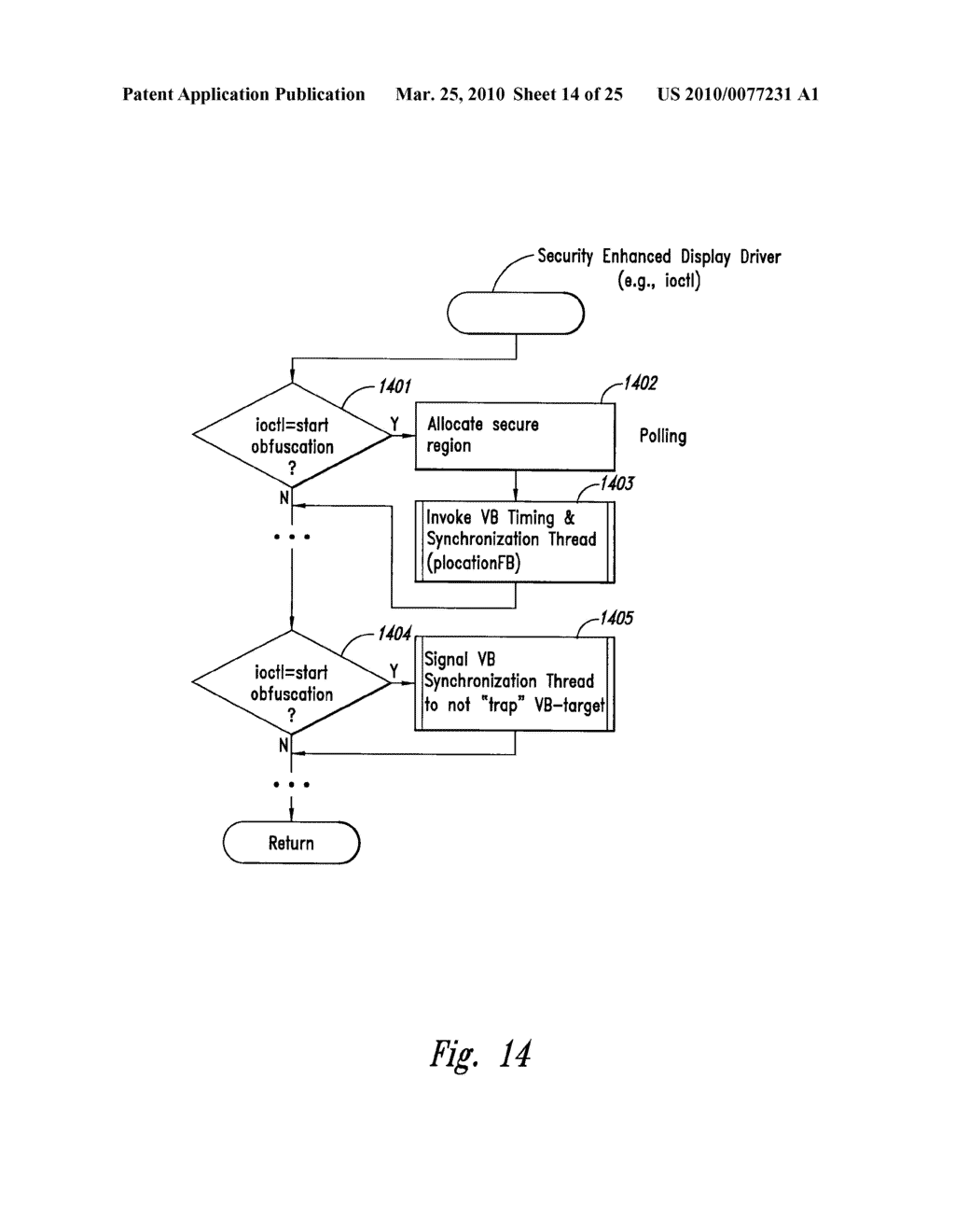 METHOD AND SYSTEM FOR MAINTAINING SECURE DATA INPUT AND OUTPUT - diagram, schematic, and image 15